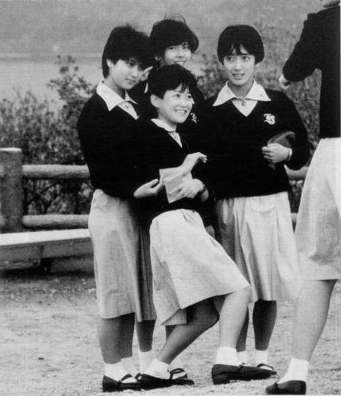 堀越高校時代1