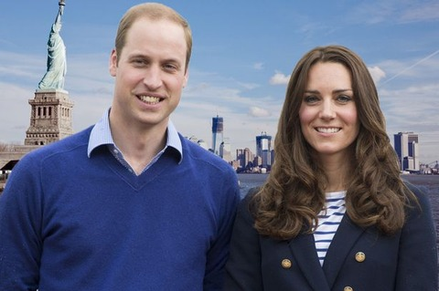ウィリアム王子夫妻