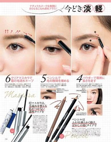 眉の流行3