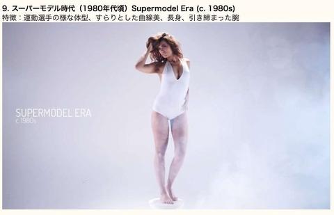 女のモテ体型12