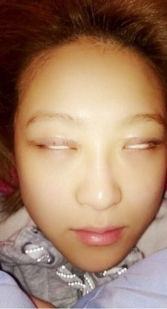 「ヤバすぎる寝顔」