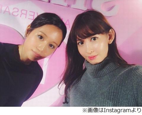 小嶋陽菜&前田敦子2