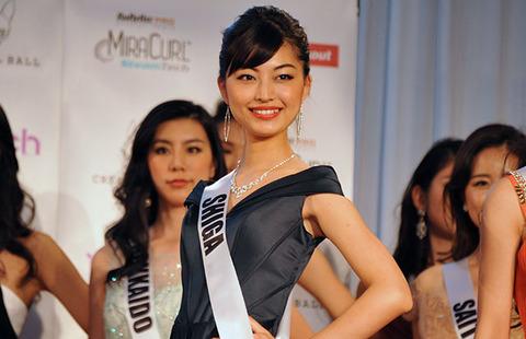ミス・ユニバース日本代表5