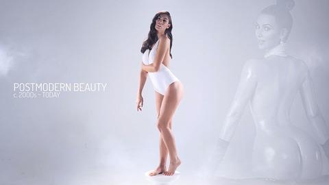 女のモテ体型7