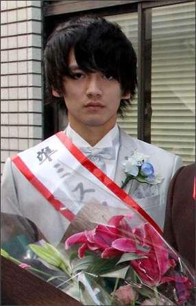 準ミスター・兼子健太郎さん