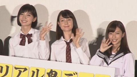 篠田麻里子10