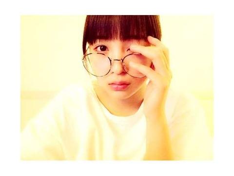 丸メガネ2
