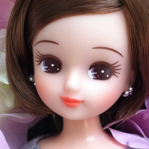 着せ替え人形「リカちゃん」