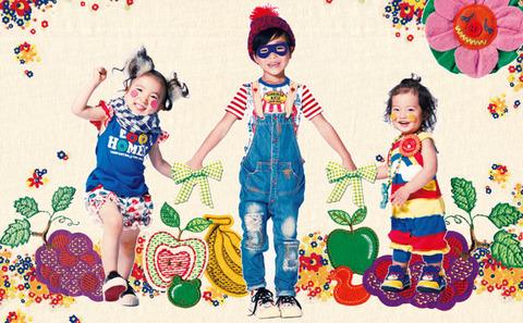 春のキッズスタイルファッションショー