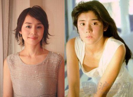 石田ゆり子、ひかり姉妹