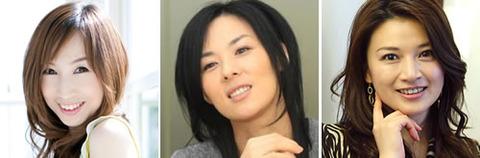 島崎和歌子VS井森美幸