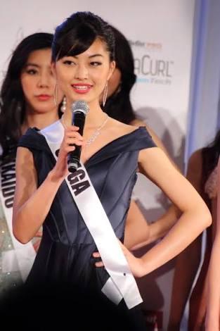 ミス・ユニバース日本代表4
