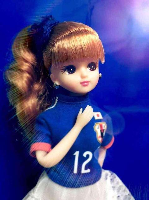 着せ替え人形「リカちゃん」14