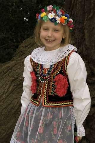 ポーランドの民族衣装