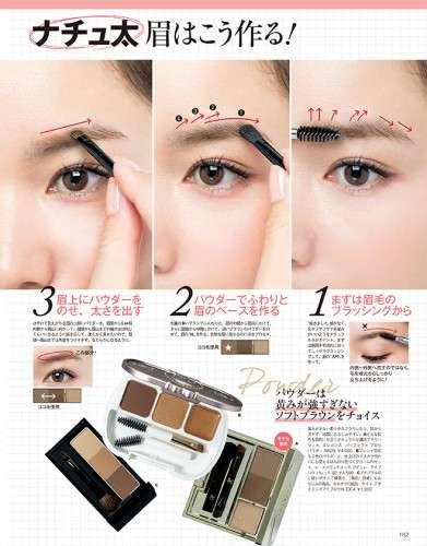 眉の流行2