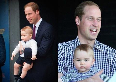 シャーロット王女とジョージ王子6