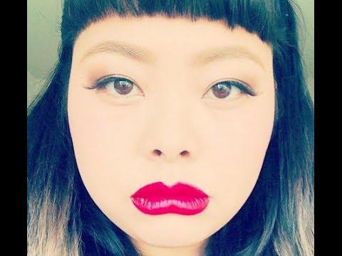 渡辺直美唇