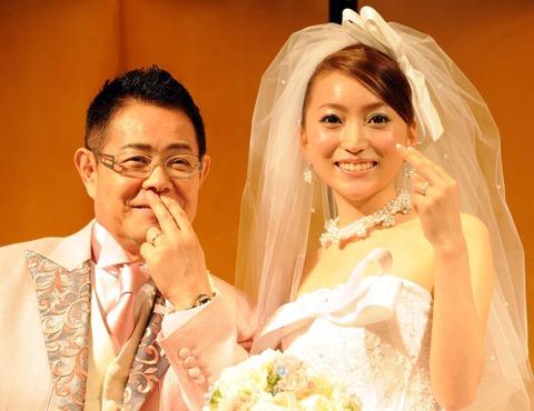 加藤茶の妻・綾菜