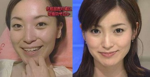 化粧美人7