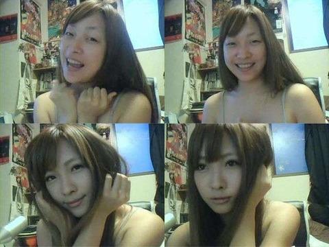化粧美人11
