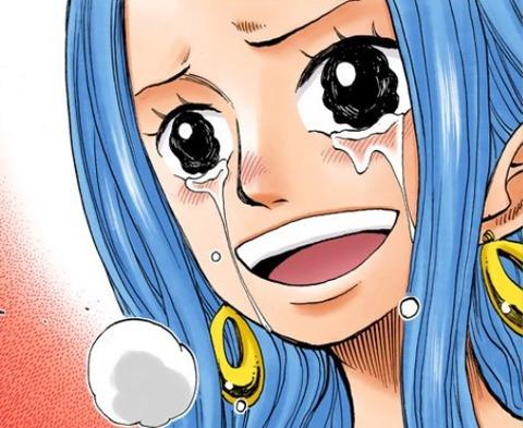ビビ 泣く