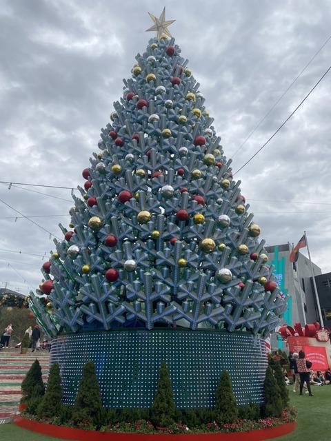 メルボルン_クリスマス