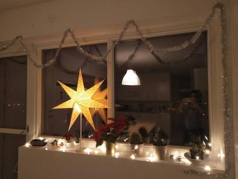 大学寮クリスマス