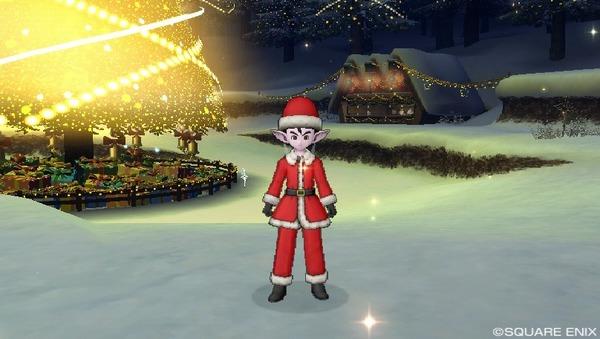 サンタ服・その2