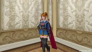 魔法戦士団制服・1