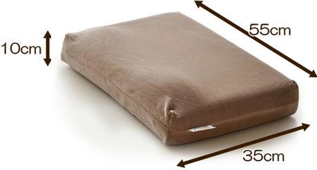 ComfortKuddenサイズ