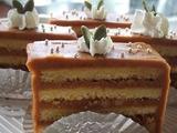 カラメルケーキ