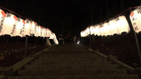 愛宕神社 千日詣