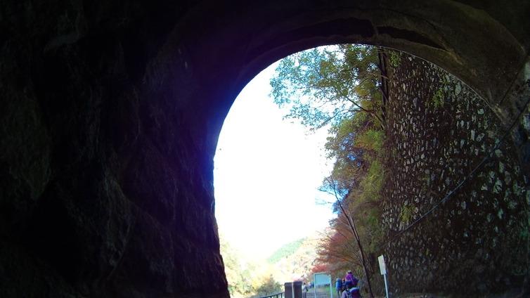 武田尾 トンネル