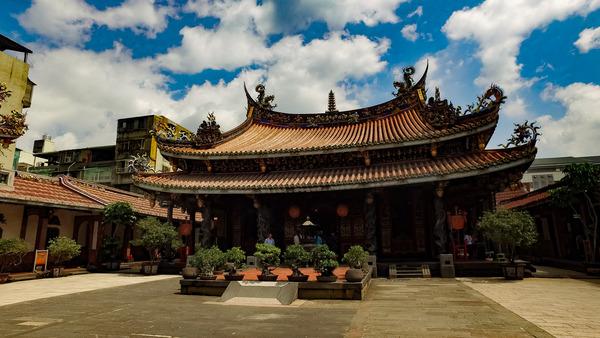 台湾 寺社