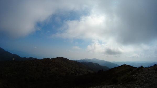 武奈ヶ岳 景色