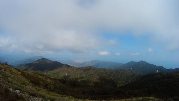 武奈ヶ岳 頂上