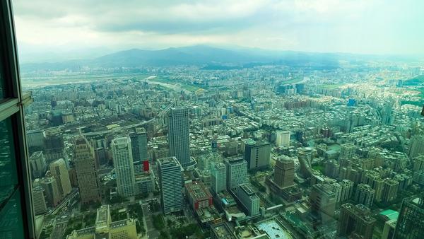台北101 景色