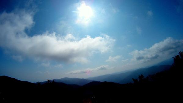 武奈ヶ岳 眺め