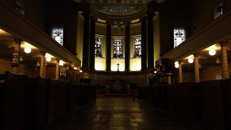 セントパンクラス教会