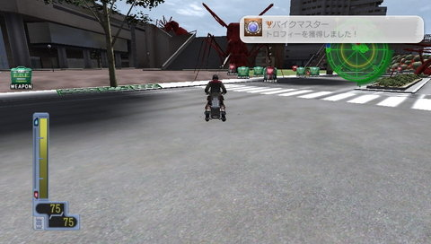 EDF3P バイクマスター
