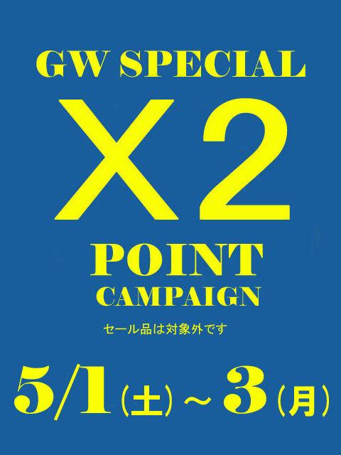 GW Point x2 Capmpaign
