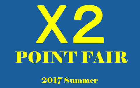 2017-Summer  X2pointfair