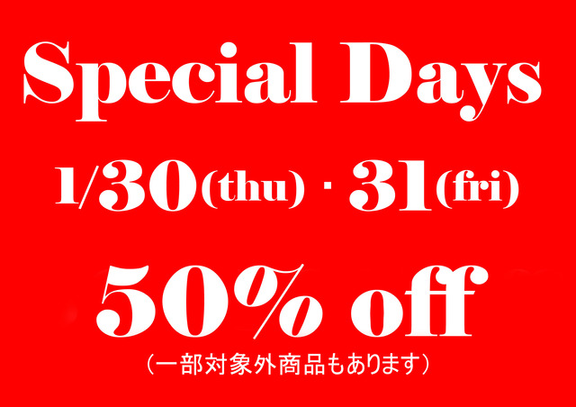SpecialDaysPOP(50)
