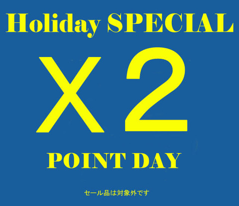 holiday Point x2 day
