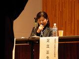 中桐寿摩子先生