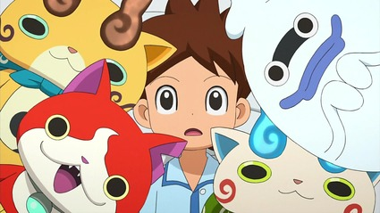 アニメ妖怪ウォッチ第200回-前編-02