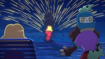 アニメ妖怪ウォッチ 第135 Part1-086
