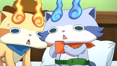 アニメ妖怪ウォッチ 第135 Part1-018