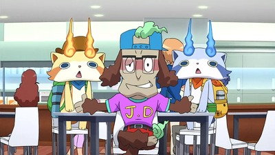 アニメ妖怪ウォッチ 第135 Part1-052