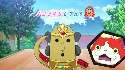 アニメ妖怪ウォッチ第192話-前編-09
